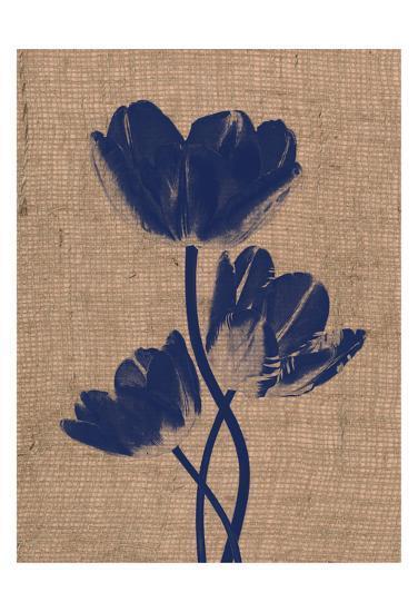 Garden Of Blue-Sheldon Lewis-Art Print