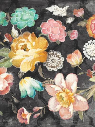 Garden of Delight Black III-Danhui Nai-Art Print