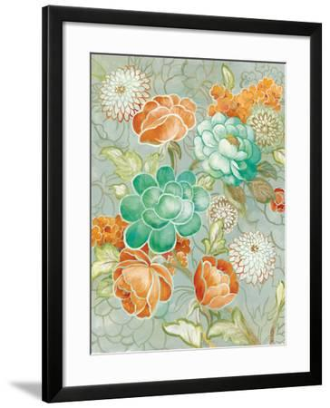 Garden of Delights Spice-Danhui Nai-Framed Art Print