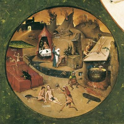 Garden of Earthly Delights-Hieronymus Van Aeken Bosch-Art Print