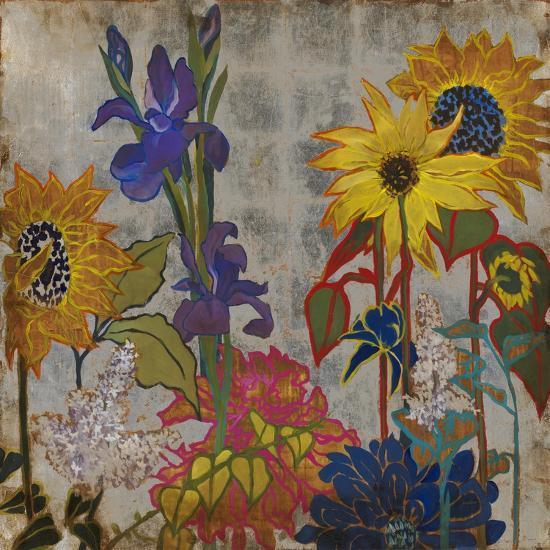 Garden of Earthly Delights-Liz Jardine-Art Print