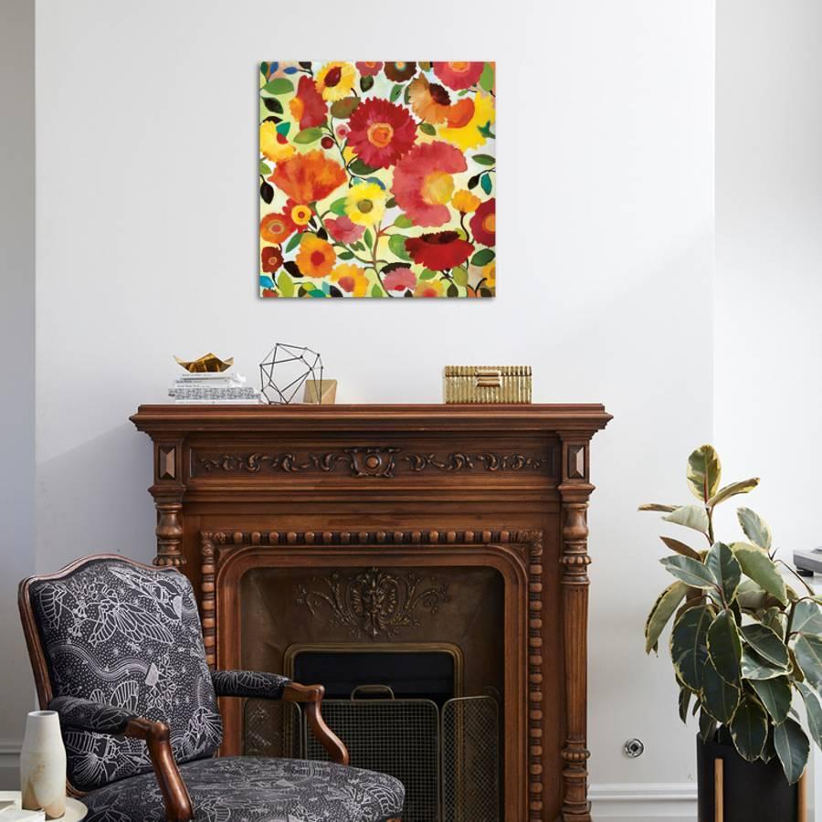 Garden of Love Art Print by Kim Parker   the NEW Art.com