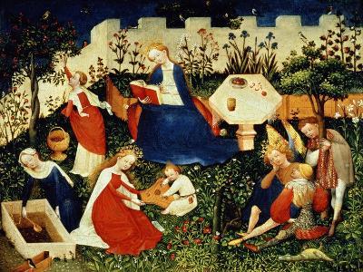 Garden of Paradise, C.1415- Master of Oberrheinischer-Giclee Print