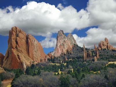 Garden of the Gods, Colorado Springs, Colorado 96-Monte Nagler-Photographic Print
