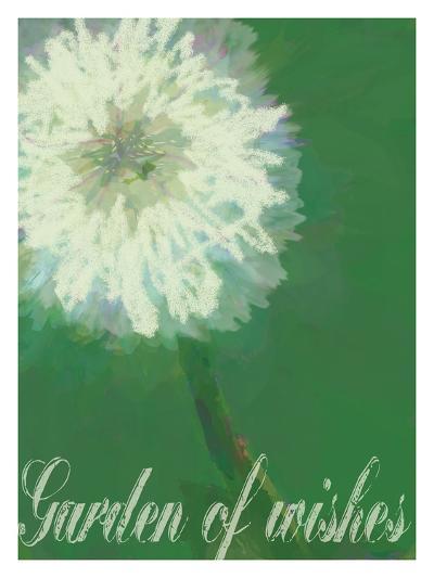 Garden Of Wishes-Lisa Weedn-Giclee Print
