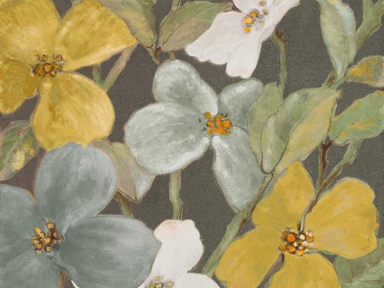 Garden Party in Gray II-Lanie Loreth-Premium Giclee Print