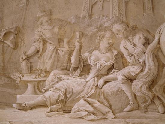 Garden Party-Francesco Simonini-Giclee Print