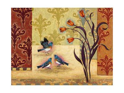Garden Party-Rachel Paxton-Giclee Print