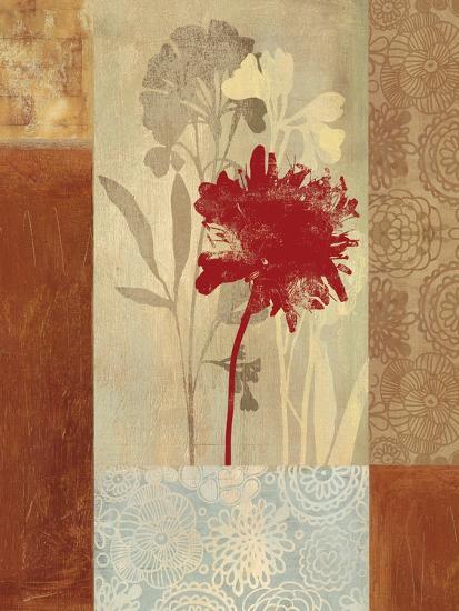 Garden Patchwork-Andrew Michaels-Art Print