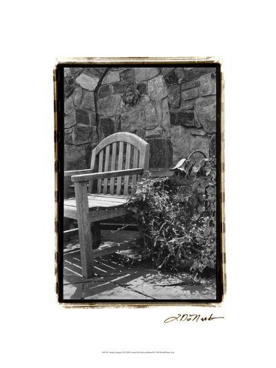 Garden Respite II-Laura Denardo-Art Print