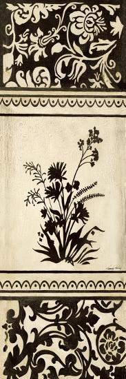 Garden Shadow II-Kimberly Poloson-Premium Giclee Print