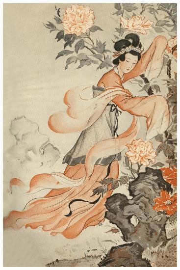 Garden Spirit--Art Print