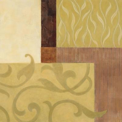 Garden Terrace II-Glenys Porter-Art Print
