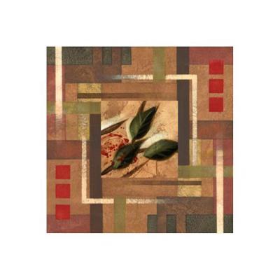 Garden View II-Cruz-Collectable Print