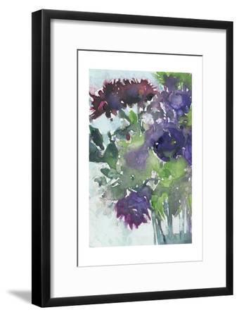 Garden Wild Things I-Samuel Dixon-Framed Art Print