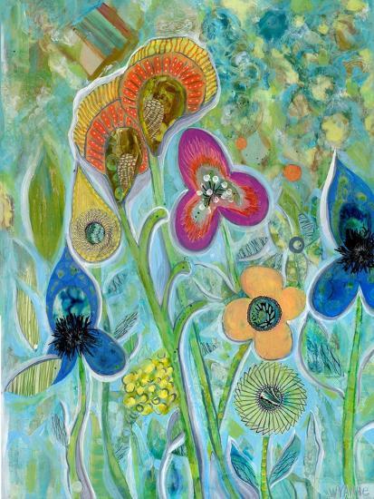 Garden Wild-Wyanne-Giclee Print