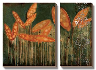 Garden-Jenn Flynn-Canvas Art Set
