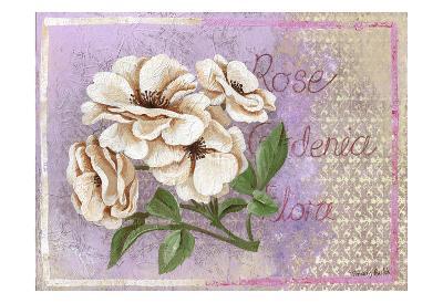 Gardenia-May May-Art Print
