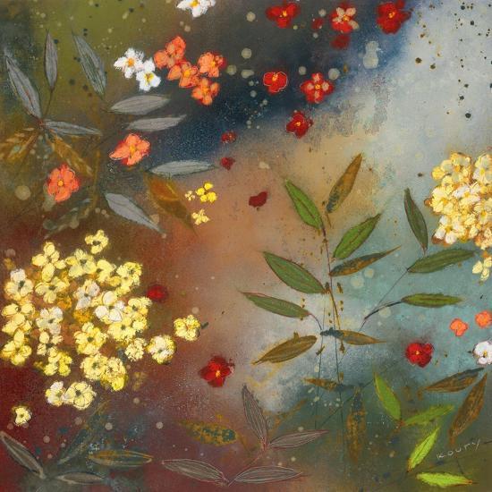 Gardens in the Mist I-Aleah Koury-Art Print