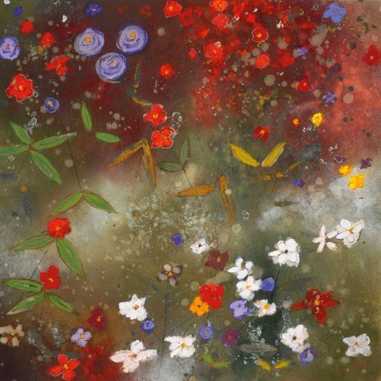 Gardens in the Mist III-Aleah Koury-Art Print