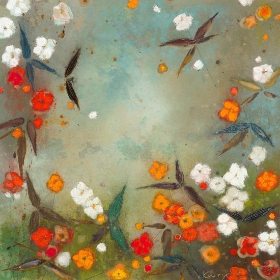 Gardens in the Mist VII-Aleah Koury-Art Print