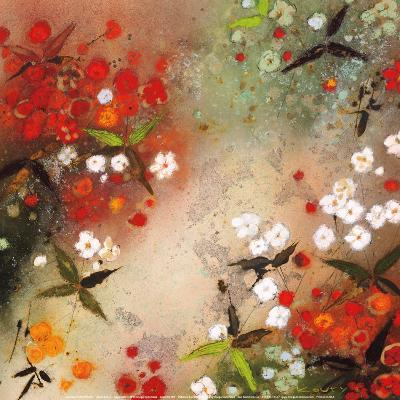 Gardens in the Mist XII-Aleah Koury-Art Print