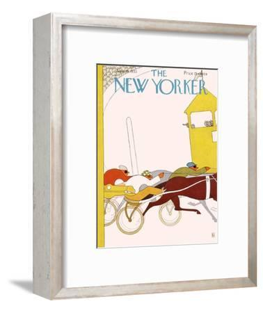 The New Yorker Cover - August 19, 1933