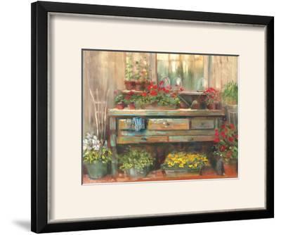 Gardners Table-Carol Rowan-Framed Photographic Print