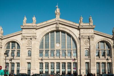 Gare Du Nord Paris France-ilker canikligil-Photographic Print