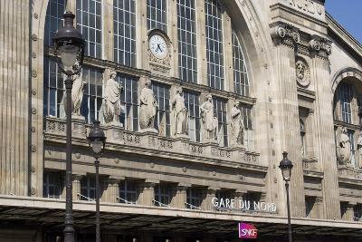 Gare Du Nord Train Station, Paris-Natalie Tepper-Photographic Print
