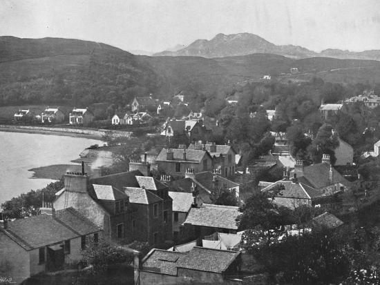 'Gareloch-Head - From the Hills', 1895-Unknown-Photographic Print
