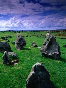 Beaghmore Stone Circles from the Bronze Age, Tyrone, Northern Ireland by Gareth McCormack