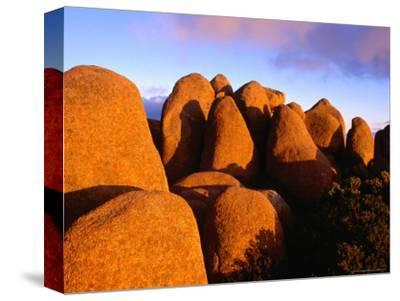 Dolerite Boulders at Mt. Wellington, Tasmania, Australia