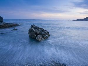 Dusk on the Southern Crete Coastline by Gareth McCormack