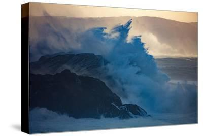 Storm Waves on the Coast of Achill Island, County Mayo, Ireland