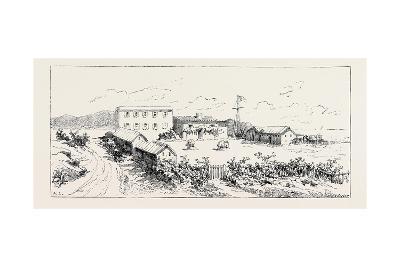 Garibaldi's House at Caprera--Giclee Print