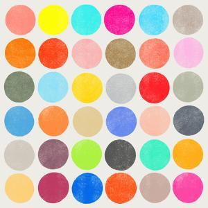 Colorplay 1 by Garima Dhawan