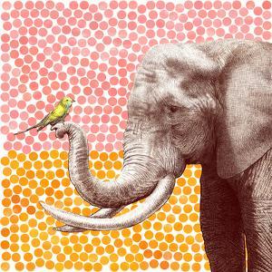 New Friends 2 by Garima Dhawan