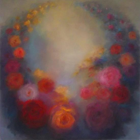 Garland of Joy, 2016-Lee Campbell-Giclee Print