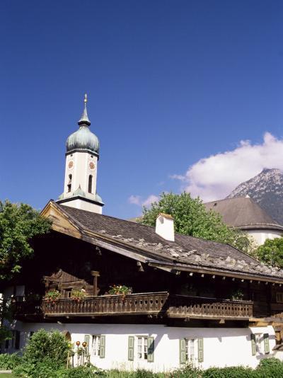 Garmisch-Partenkichen, Bavaria, Germany-Sergio Pitamitz-Photographic Print
