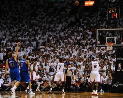 Dallas Mavericks v Miami Heat - Game Two, Miami, FL - JUNE 2: Dirk Nowitzki