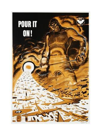Pour it On! Poster