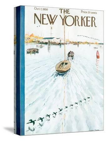 The New Yorker Cover - October 7, 1950