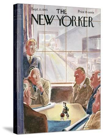 The New Yorker Cover - September 15, 1945