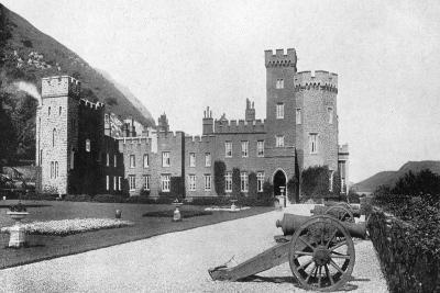 Garron Tower, Larne, Northern Ireland, 1924-1926-W Lawrence-Giclee Print