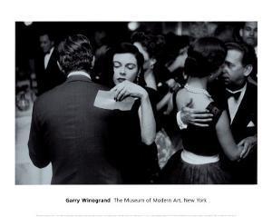 El Morocco, 1955 by Garry Winogrand