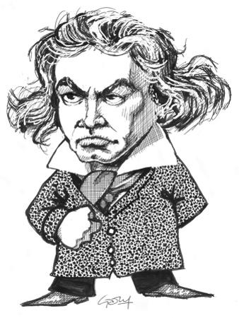 Beethoven by Gary Brown