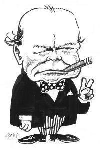 Churchill by Gary Brown