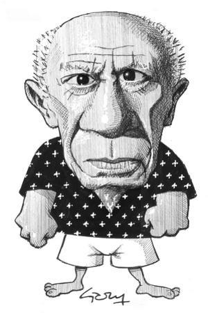 Picasso by Gary Brown