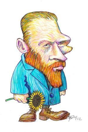 Vincent Van Gogh, 2012